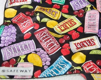 Safeway Select Soda Can Scarf