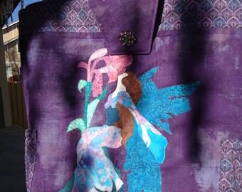 Tote Bag - Fairy - Fantasy Art - Shoulder Bag - Fairy Tote