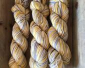 SELFSTRIPING Sox - Grello stripes - A grello self striping yarn - 75/25 superwash merino/nylon