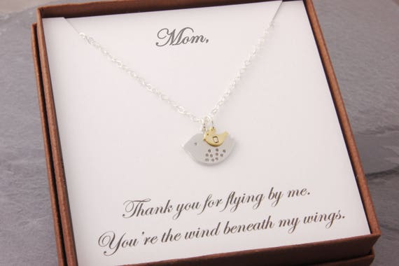 More Messages Available, baby initial necklace, message jewelry, personalized, mom necklace, baby shower jewelry, new mom necklace, N2