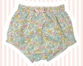 Liberty Tana Lawn Diaper Nappy Covers | Meadow