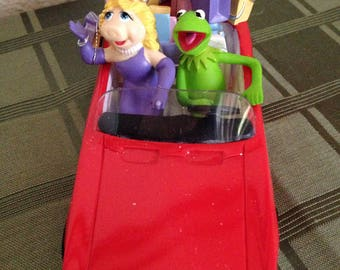 Miss Piggy and Kermit Music Box