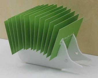 Envople Porcupine Organizer, Business Card Organizer, Envelope Holder, Modern And Minimalistic Style.