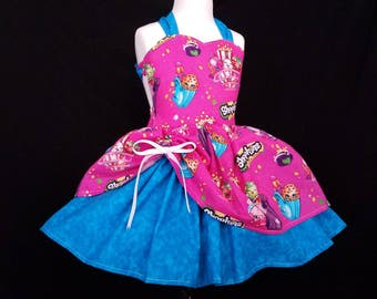 Shopkins Inspired MiniBelle Birthday - Spring Easter Dress - Dress for Girls - Fairytale - Pageant - Party - Princess - Celebration