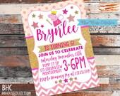 Princess Peppa Pig Invitation. Peppa Pig Birthday. Peppa Pig Invite. Peppa Pig Birthday Party. Peppa Pig Party. PRINTED OR DIGITAL 5X7