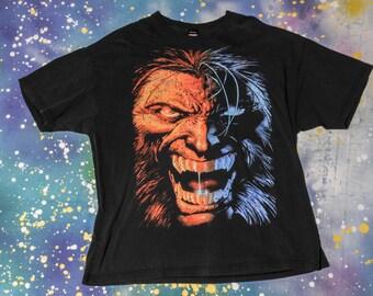 WOLVERINE X-Men Marvel Comics T-Shirt Size L