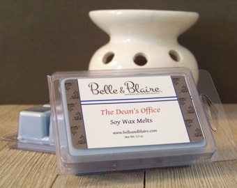 The Dean's Office- Soy Tarts- Higher Learning- College- Scented Wax Melts