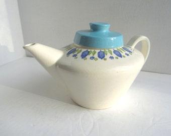 Vintage Marcrest Swiss Alpine Teapot