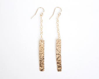The 'boho stick' earrings