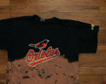 Baltimore Orioles Bleached Tee