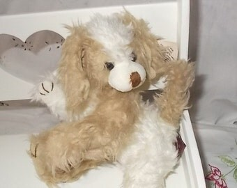 Vintage Ty Stuffed Toys, Stuffed Animals, Vintage Toys Stuffed Dog, Scruffy TY 1993/Not Included in Coupon Sale