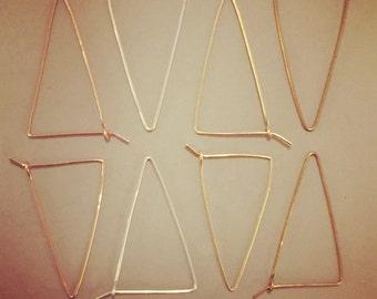 Triad Earrings