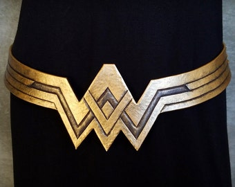Wonder Woman Cosplay Belt