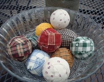 Set of 10 Decorator Balls
