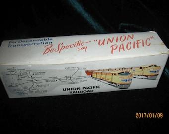 Union Pacific Railroad Matches