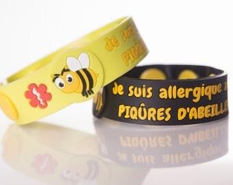 Je suis allergique aux PIQÛRES D'ABEILLES