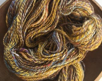 Hopes & Dreams, Handspun Art Yarn,  Bulky, Y213