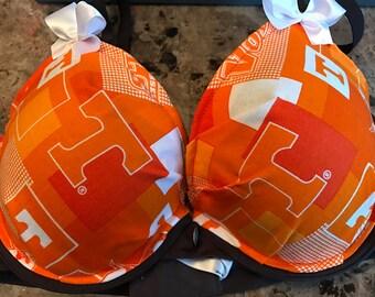 Tennessee volunteers inspired bra