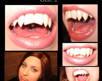 Ginger Snaps replica Fangs (Custom made from scratch)