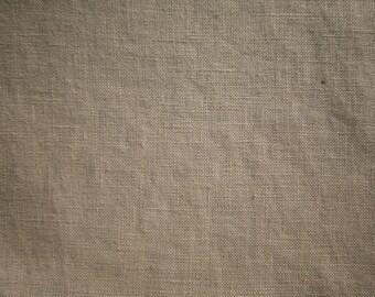 "Gray Linen 60"" Wide Per Yard"