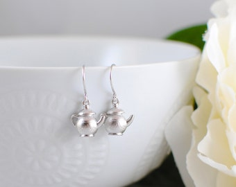 The Donna Earrings - Silver