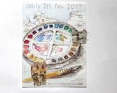 daily 28 fev 2017