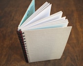 """Spiral Journal Tartuensis College """"Lines"""", with dotted paper"""
