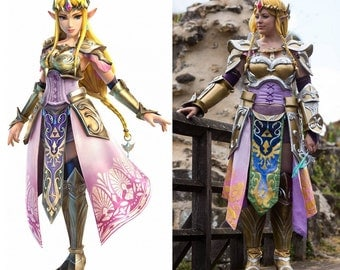 Zelda Hyrule Warriors full costume