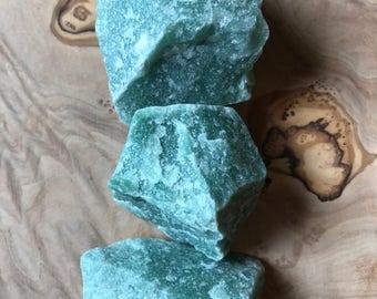 Green Aventurine, Raw Aventurine, Rough Crystal, Healing Stone,  Lucky Stone