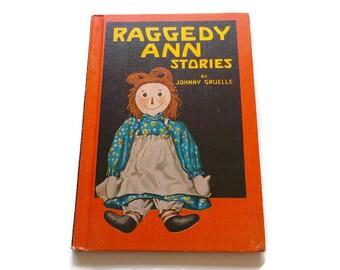 RAGEDDY ANN Stories, Johnny Gruelle, 1961