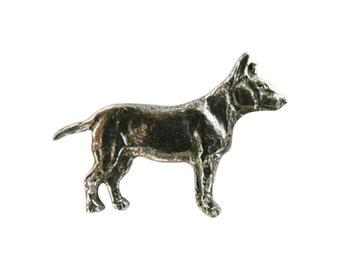 Full Body Bull Terrier ~ Refrigerator Magnet ~ D340FM,DC340FM,DP340FM,DP340AFM