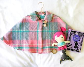 Fairy Floss Girl's Cape