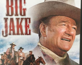 Big Jake (DVD, Widescreen) John Wayne, Maureen O'Hara