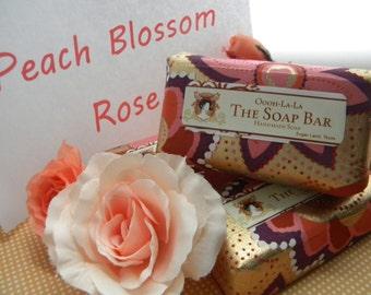 Peach Blossom Rose Soap