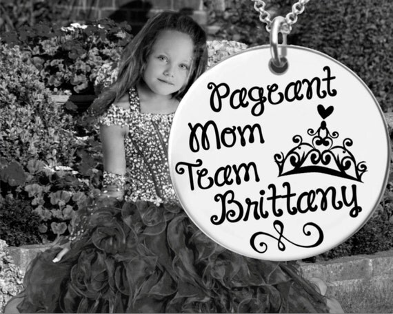 Pageant Mom | Pageant Jewelry | Pageant Necklace | Gifts for Mom | Pageant Gift | Personalized Gifts | Korena Loves
