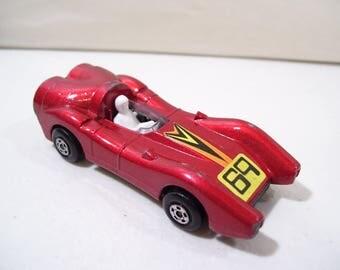 Vintage Matchbox Rolamatics Turbo Fury Die-cast Car 1973, Lesney, England