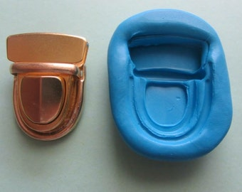Buckle silicone mould