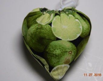 Shopping Bag, Market Bag, Reusable, Collapsable, Foldable, Citrus Lime