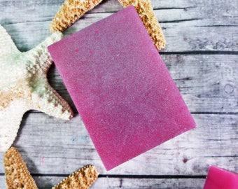 Hippie Chic Soap - Glycerin Soap - Coconut Milk Soap - Bar Soap - Rainbow Soap - Handmade Soap - Vegan Soap