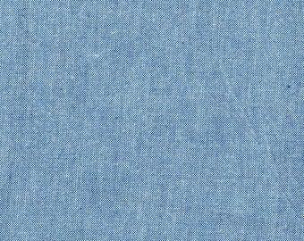 Chambray, Denim, from Andover Fabrics.