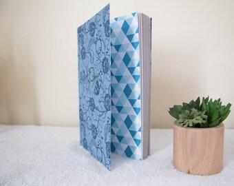 Fantasy Floral Wanderer Journal [Hand Bound]