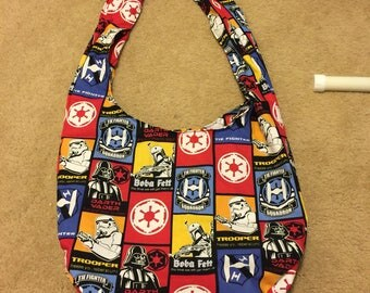 Star Wars The Empire Hobo Bag