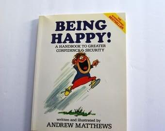 Vintage Book, Being Happy