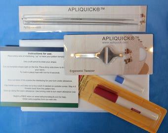 Complete Apliquick starter kit