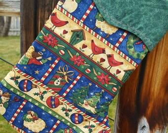 Christmas Stocking, Handmade Stocking