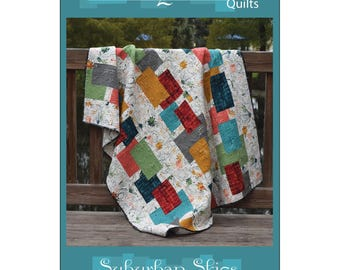 """Pattern """"Suburban Skies"""" Quilt Pattern by Abbey Lane Quilts (226) Paper Pattern"""