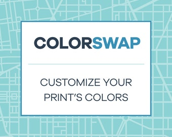 Customized Print Colors