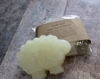 Wool Wash Bar, Woolies Care, Wool Care, Wool Soap, Lanolin Soap, Lanolizing Soap,  Diaper Soap, Wool Diapering,