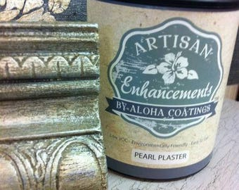 Artisan Enhancement Pearl Plaster Quart