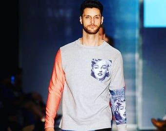 Marilyn Monroe Crewneck Sweater
